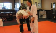 Alain teaching at the KMAF in Crestview, FL, April 2012